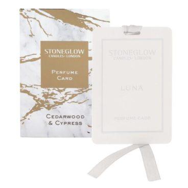 Perfume Cards